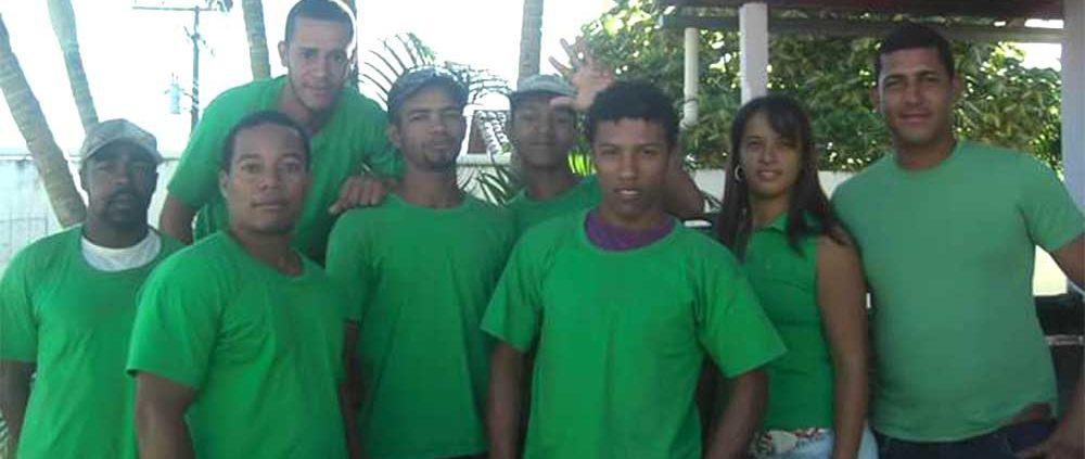 Perene Group photo